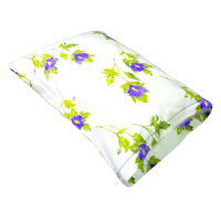 "Pillowcase W 20"" X L 28"". Cozy Nights!"