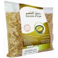 Bandak 17.5oz region Doukkala (Moroccan BarleyFlakes 100% original) (Grilled barley)