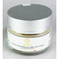 Moroccan Clay in Powder 1.76 oz. Younger skin !